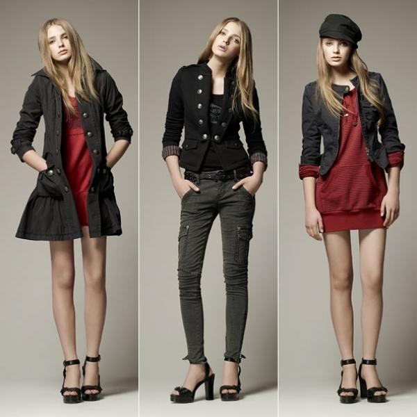 Obyčejné oblečení se obvykle vyrábějí na základě kalhot nebo sukně v  kombinaci s košilemi a tričkami a pohodlnou obuví. c6f7c4de43