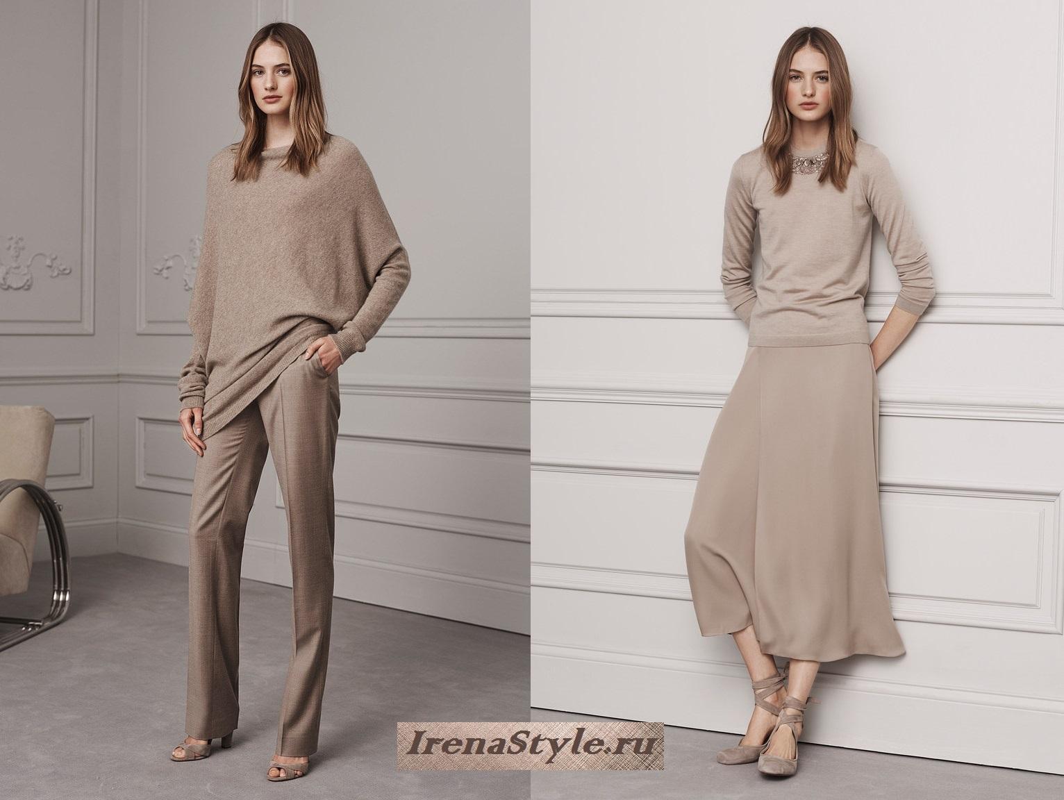 Красиві бежеві сукні. Бежеві сукні - ніжність і умиротворення м якої ... 4b2cedd7a3d5f