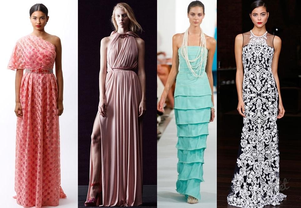 Як пошити плаття. Як зшити самої довга сукня ebed3c7eeefeb