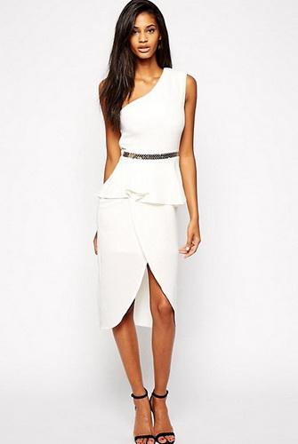 987d491afc51 Ένα μοντέλο ώμων. Όχι λιγότερο μοντέρνα μεταξύ όλων των μορφών θήκες είναι  το μοντέλο ενός ώμου. Πρόκειται για ένα δημοφιλές είδος φόρεμα το βράδυ, ...