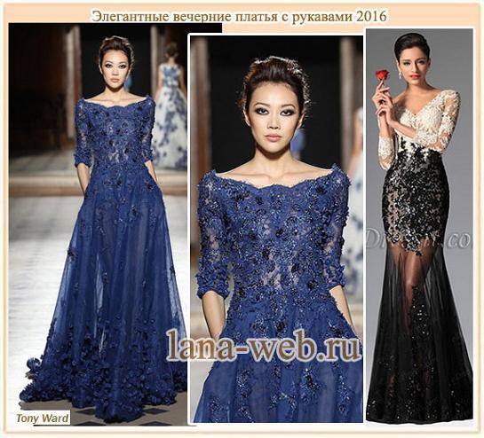 Бальні сукні з пишними спідницями із шифону можуть бути з короткими  рукавами da919b27fca36