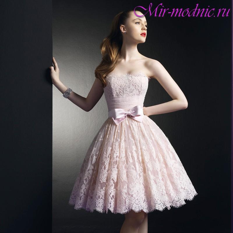 Вечірні сукні з пишною спідницею 2017 фото новинки короткі на випускний e3a60414eef9c