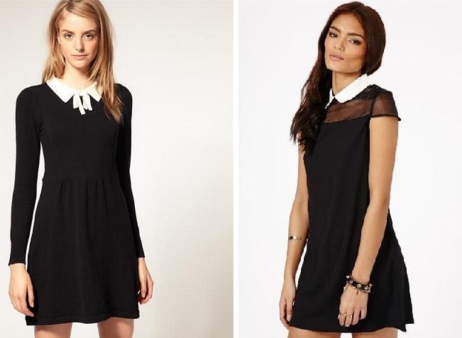 Klasszikus fekete ruha. 8ed8209f1d
