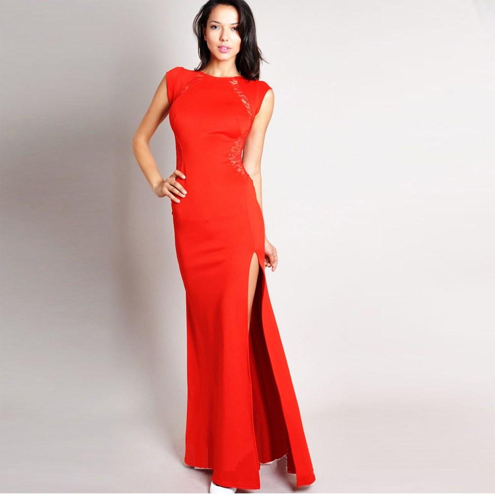 e16de6877c Hogyan válasszuk ki a megfelelő piros ruhát? A piros ruha nem fekete. Ezért  valamilyen hiányossággal rendelkező lányoknak óvatosabban kell választaniuk  a ...