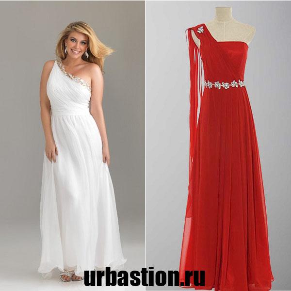 Το κύριο πλεονέκτημα των φορεμάτων αποφοίτησης με ελληνικό στυλ - δίνουν  έμφαση στα πλεονεκτήματα και κρύβουν τα ελαττώματα της φιγούρας bd585538139