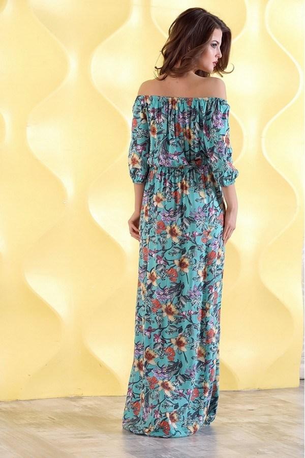 ae3821db6455 Stylové šaty a módní šaty - nejlepší styly. Jak nosit šaty plné ženy.