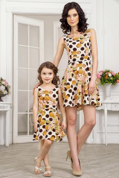 Γιορτινά φορέματα για τις μητέρες και τις κόρες. Φορέματα για τη ... bbcdea7c542
