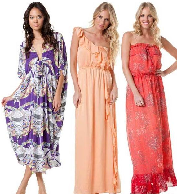Тканина на літній довга сукня-трансформер потрібно вибрати таку da1f01fe4fb87