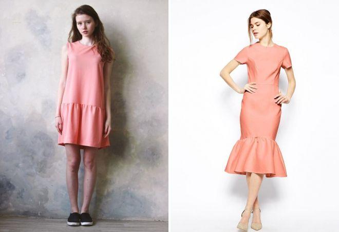 Фасони плаття літні прямий силует. 7959ff5e1dc79