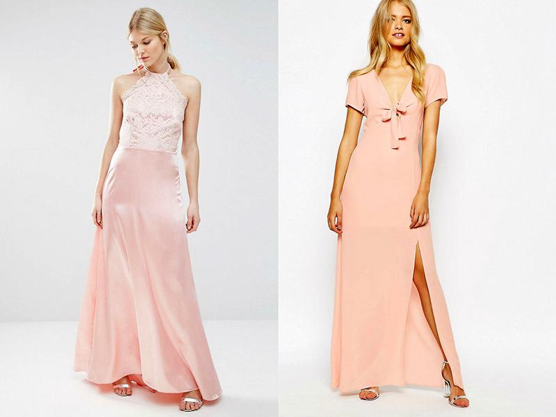 ab2c695b16c2b2 При виборі відтінку сукні варто враховувати свій вік. Ніжно-рожевий колір  відмінно підходить юним, яскраві відтінки кольору - молодим і стильним.