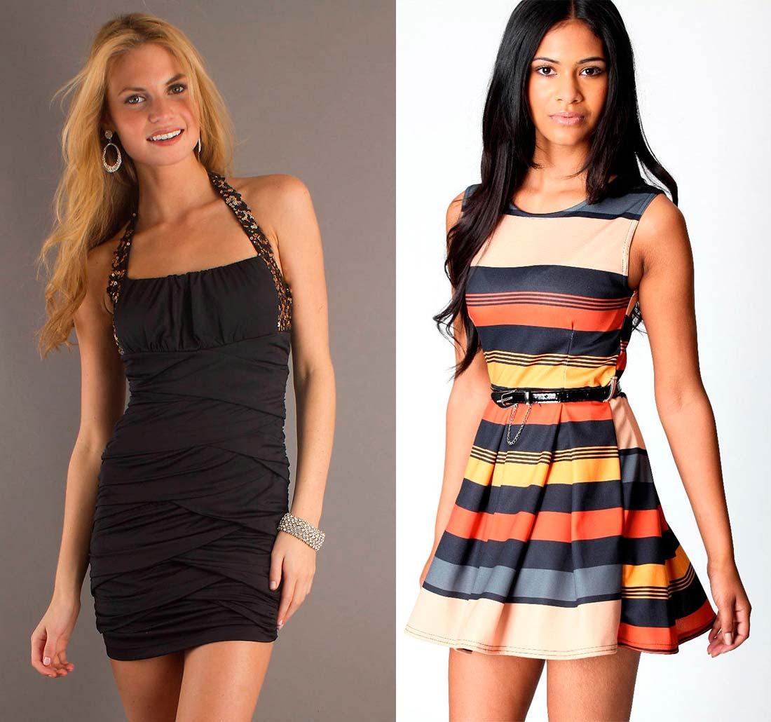 Γνωρίζατε ότι τα κορίτσια σε κοντά φορέματα φαίνονται πιο ελκυστικά ...  ακόμη και στο σπίτι  Ένα κοντό φόρεμα με ανοιχτή πλάτη σε κουκκίδες είναι  κατάλληλο ... a272ddcbff6