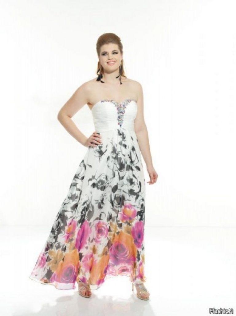 8a915402a4b6 Μοντέρνα φορέματα με εκτύπωση. Λεπτά και ρομαντικά φορεσιά για άνθη
