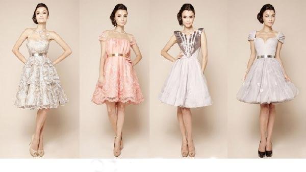 Трендовим стануть наряди на тоненьких бретельках або ж зовсім без них.  Створюючи модні сукні для майбутнього літа 2017 року b14886a9f0ed7
