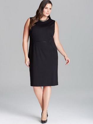 Стильне плаття в класичному стилі. Красиві класичні сукні в діловому ... 4c62eae868336