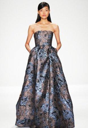 Гарне плаття своїми руками швидко. Викрійки різноманітних вечірніх ... c82e378057625