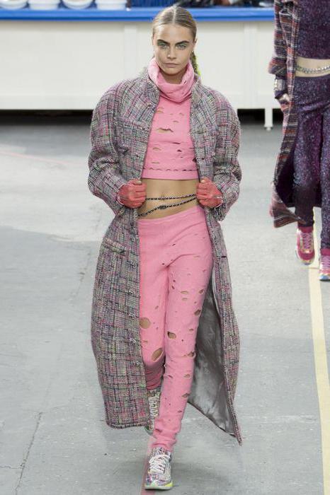 97d100528a Dámské obleky od Chanel. Bunda ve stylu Chanel.