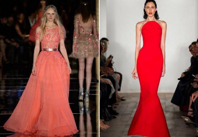 Красиві і модні сукні. Вибираємо наймодніші та актуальні сукні 8871727c7c936