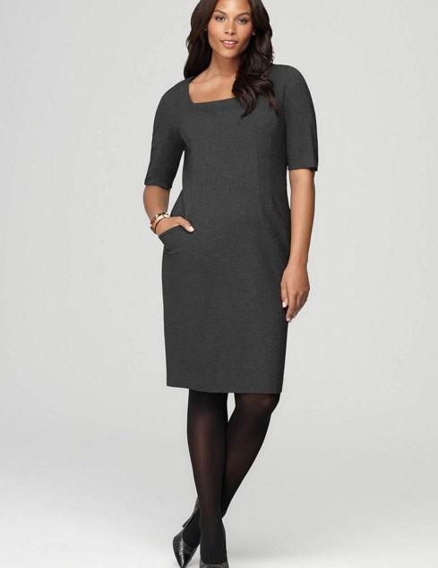 204501902224 Δεν είναι απαραίτητο οι γυναίκες να φορούν φόρεμα με ένα μικρό ντεκολτέ.  Στην καλύτερη περίπτωση