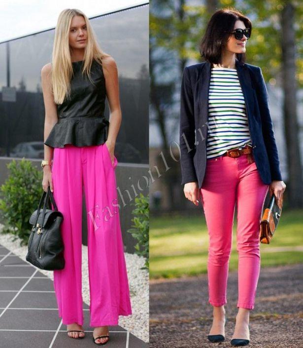 Τι να φορέσει ροζ  Ποιος είναι ο συνδυασμός ροζ ρούχα 3751800f797