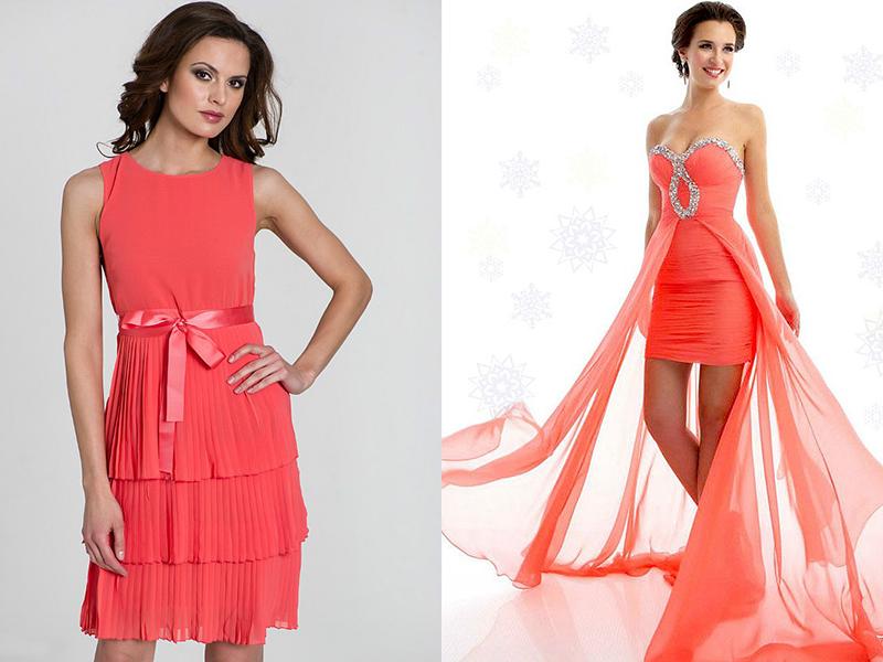 28bfac9c7bc9 Δεν μπορεί να αγνοηθεί φόρεμα χορού χρώμα κοραλλιών. Το μοντέλο θα δώσει  έμφαση στη νεολαία και τη φωτεινότητα του ιδιοκτήτη του. Πρόκειται για ένα  φρέσκο ...