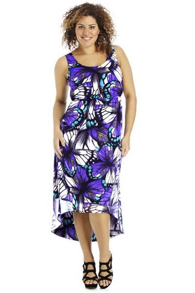 Фасон сукні для пошиття для повних. Переваги суконь plus size. Літні ... ee43672ebf56c