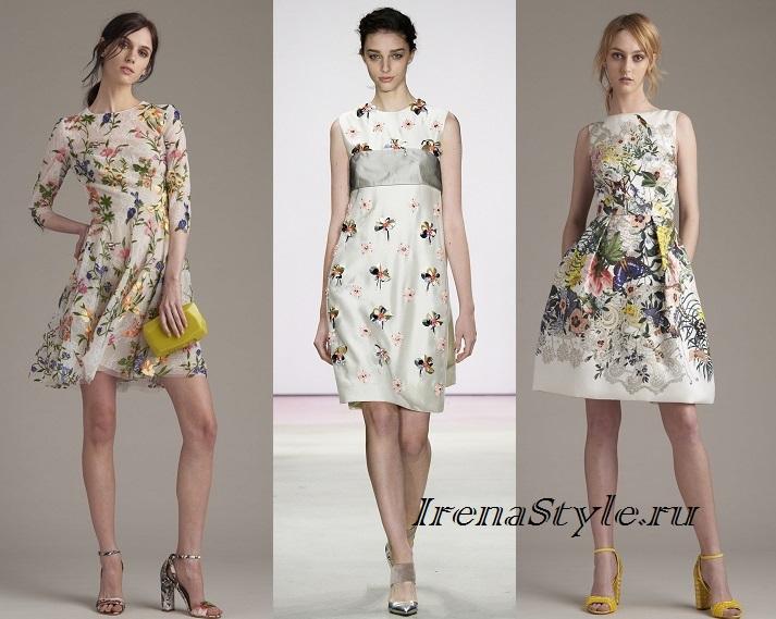 Φορέματα και χιτώνες με μικρά λουλούδια είναι σχετικές όπως ποτέ πριν από  αυτό το καλοκαίρι. Χάρη σε αυτή την εκτύπωση 439ab1d35a3