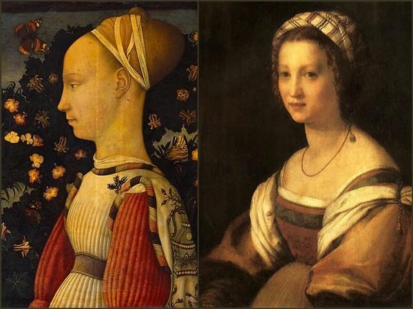 2b1aa058a3bc6c У Ренесанс - пишні форми на піку моди. Вони залишаються «в моді» до епохи  класицизму.
