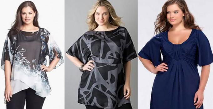 1ce1544895 Divatos ruhák az elhízott nők számára 2016 őszi tél 2017, fotó