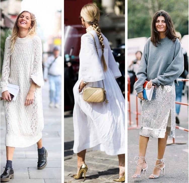 Teď sportovní oblečení je základní šatní skříň street fashionistas. A sportovní  obuv v podobě tenisky 9ea1a82915