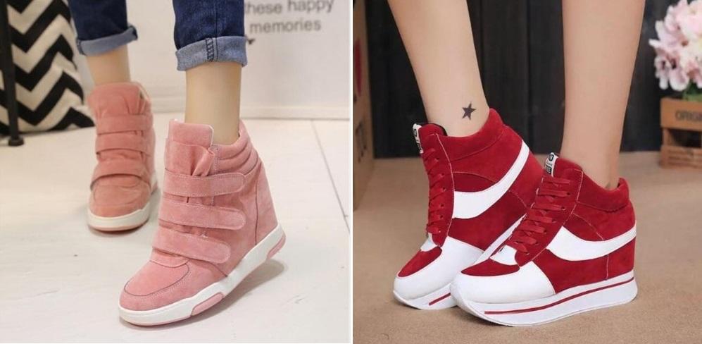 Μοντέρνα γυναικεία παπούτσια  παπούτσια καλοκαίρι. Snickers - από ... fa98cbeddd7