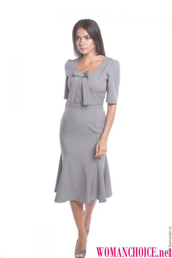 0e0d24cb9b7 Šedé pletené šaty s co nosit. Stylové a útulné šedé pletené šaty.