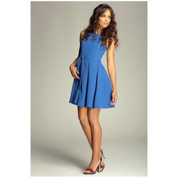 Μοντέρνα μπλε φορέματα. Τι να φορέσετε με ένα μπλε φόρεμα. Κομψές ... 72df12ba0ec