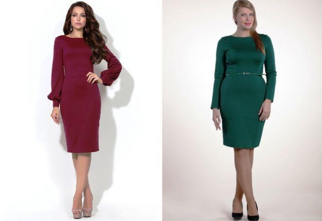 Красиві довгі сукні з рукавами. Довга сукня з довгим рукавом - це ... 532d7031beba8