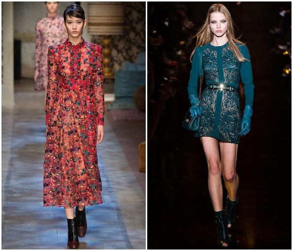 c81fb4cebbff36 Тоді подбайте собі пишне легке коротке плаття, такі моделі в цьому сезоні  осінь-зима 2015-2016 в моді!