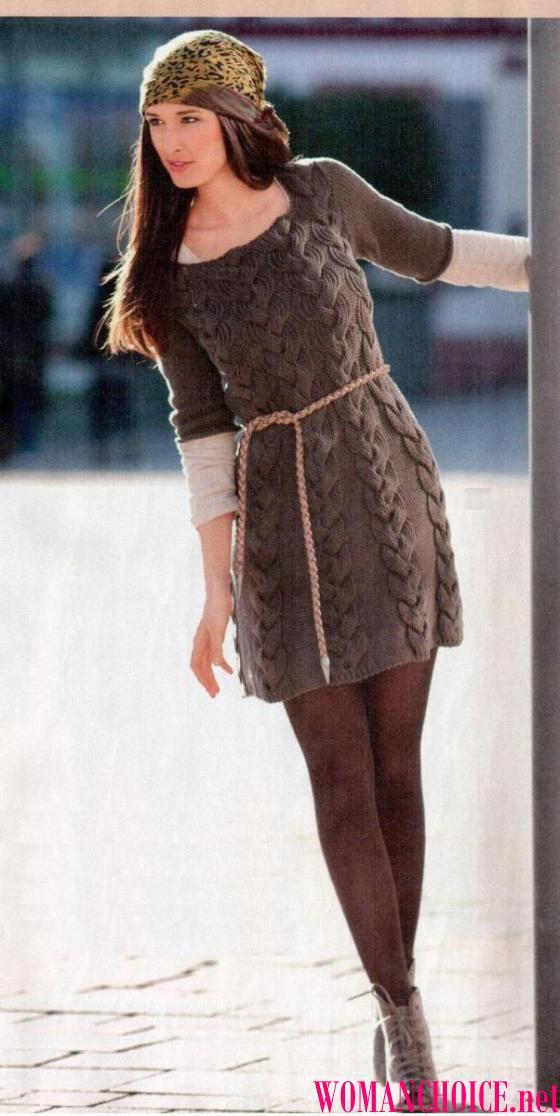 f5fc01e75b0d Ρούχα για πλέκω. Μαύρο φόρεμα βελονάκι - δεμένη!