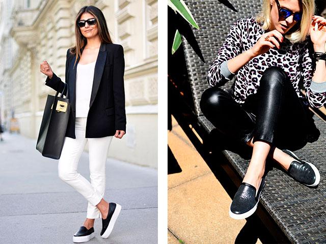 І тільки кілька років тому вони з явилися майже у всіх відомих  fashion-блогерів. А сьогодні таке взуття випускає майже кожен другий  відомий бренд. ae03765acece7