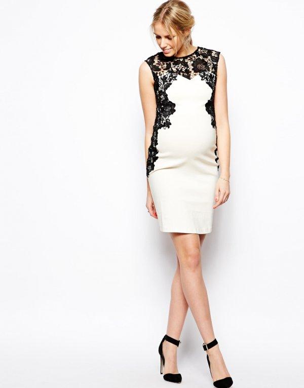3e48c2db0bcc Η τάση των τελευταίων ετών - όμορφα μοντέλα με ένθετα δαντέλα. Δερμάτινο φόρεμα  φόρεμα θα είναι μια μεγάλη εναλλακτική λύση για μακρά μοντέλα βράδυ.