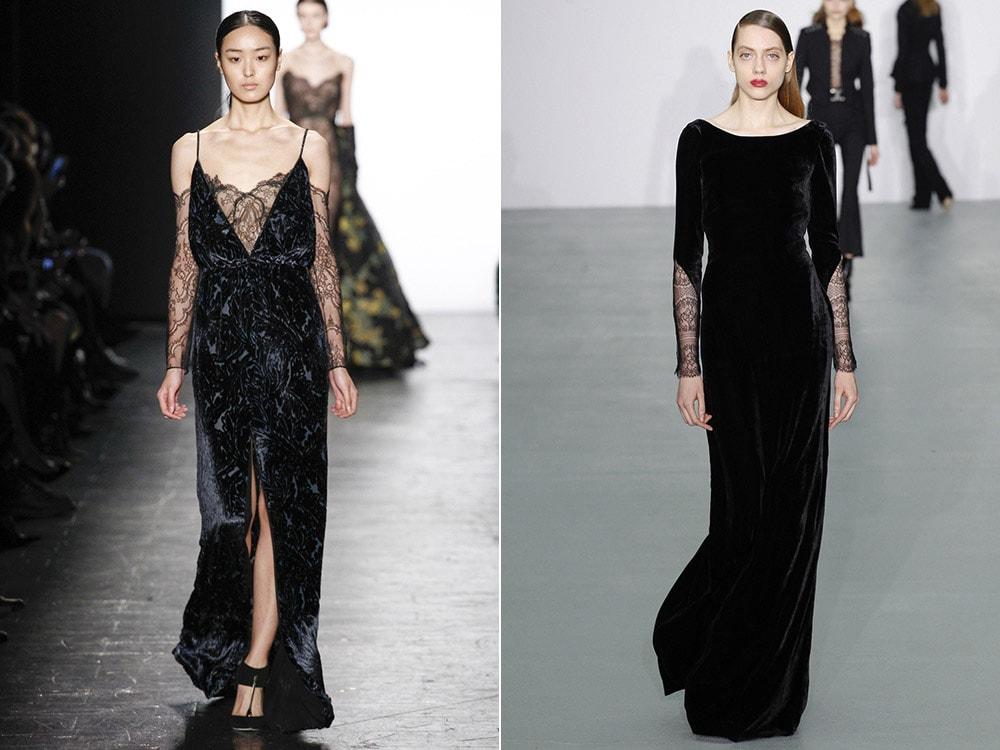 1787778a4192 Η πολυτέλεια Velvet επωφελήθηκε επίσης από φορέματα γραφείου - φορέματα από  την Roksalanda