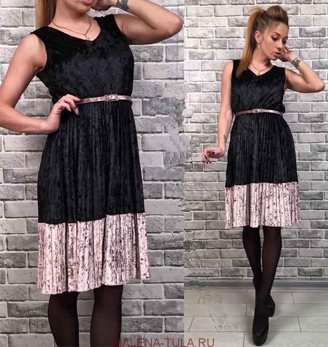 Μαύρο φόρεμα από βελούδο. Το πολυτελές βελούδο είναι μια τάση μόδας ... c18c579ec78