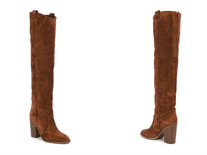 Носити такий варіант чобіт рекомендується тільки жінкам з пропорційним  статурою. Неважливо худенька ви або повненька eeefde18ddb41