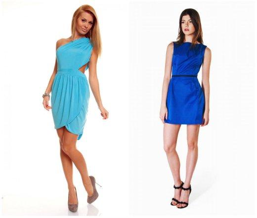0d46ff377491 Σημαντικός ρόλος στην επιλογή έγχρωμο διάλυμα παίζει την επιδιωκόμενη  λειτουργία του φόρεμα. Για αυστηρούς στυλ γραφείου το σκοτεινό μπλε θα  είναι κατάλληλο ...