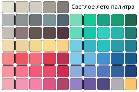 a4d00329cf85 Tsveotyp καλοκαίρι γκρίζα-πράσινα μάτια. Παραδείγματα συνδυασμών ...