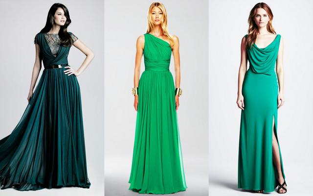 fde05da66025 Θέλω ένα πράσινο φόρεμα. Τι είδους φύση επιλέγει ένα σκούρο πράσινο ...