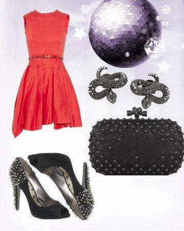 Korálové šaty. Korálové šaty - co nosit  Nápady na fotografie c289c0c510