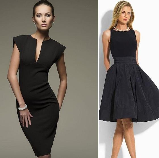 Дизайнери пропонують носити таке вбрання не довше колін. Не менш жіночно  виглядають сукні з розкльошені спідницями - вони надають образу легкість і  ... 415edcec5927c