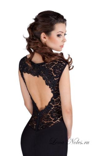 Якщо дуже хочеться надіти вечірнє плаття з відкритою спиною і декороване  паєтками 66b2a86a411ae