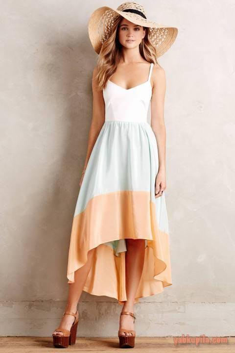 Вечірня сукня перед коротше зад дліньше. Плаття довгі ззаду  моделі ... 91e0da824f130