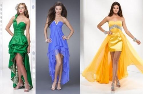 60f48a020095 Βραδινό φόρεμα για μικρότερη πλάτη. Φορέματα μακρύ πίσω  τα μοντέλα ...