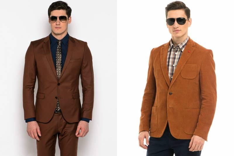 b4515060614c Πουκάμισο και γραβάτα σε ένα μπλε κοστούμι. Οι καλύτεροι τρόποι ...