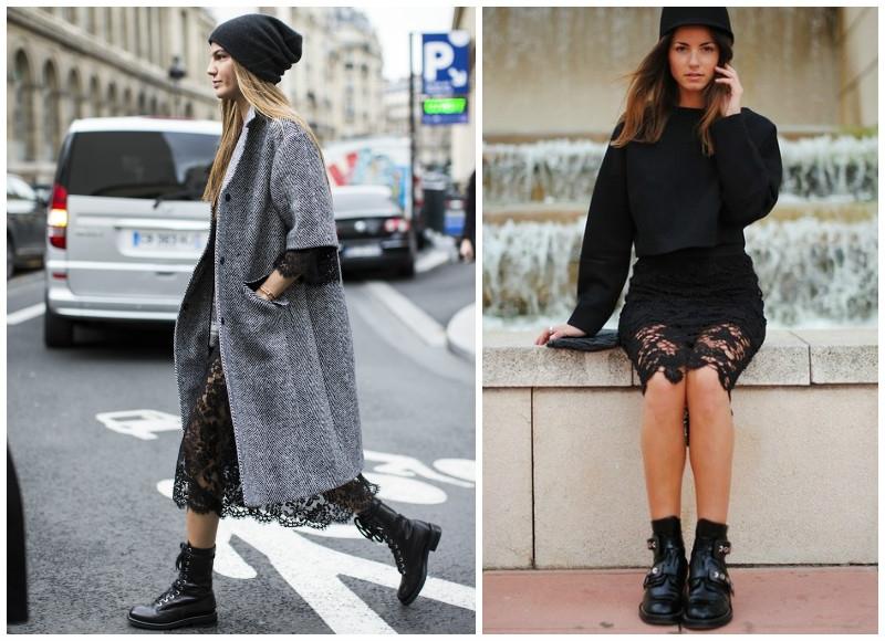 2998bf5e91d4 Τώρα ξέρετε πώς να επιλέξετε και με τι να φορέσετε μια δαντέλα φούστα.  Πάρτε το πραγματικό ύφος και την εικόνα